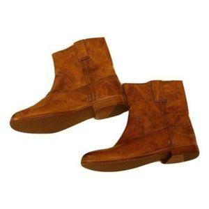 Frye Anna Shortie Ankle Boots